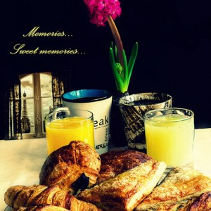 Sâmbătă dimineața târziu…