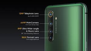 harga dan spesifikasi realme X50 Pro