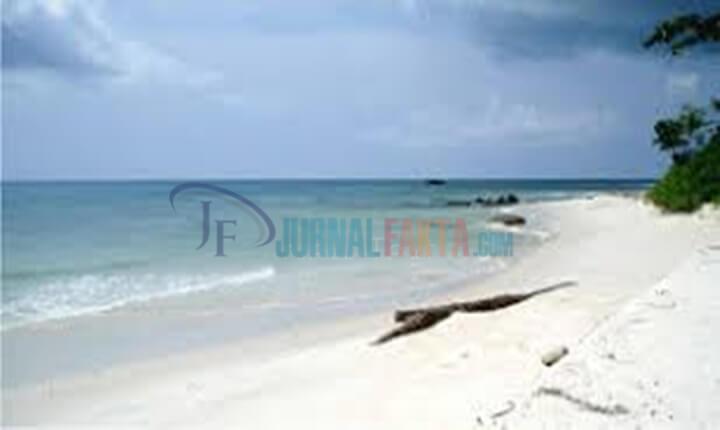 lokasi, harga tiket masuk pantai tanjung labu bangka belitung