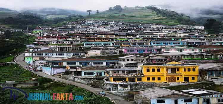 Gambar Lokasi harga tiket masuk Nepal Van Java Magelang