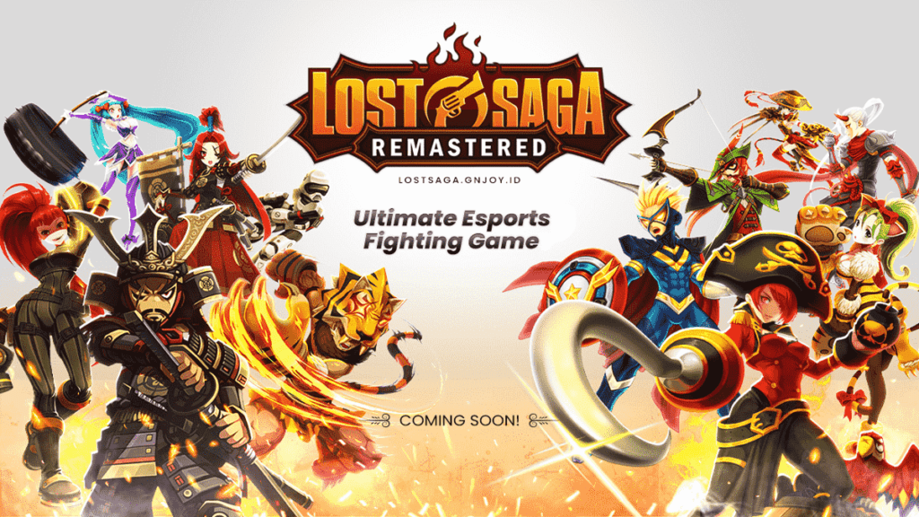 download lost saga remastered