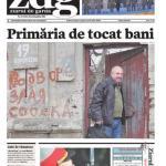 ziarul de garda prima pagina