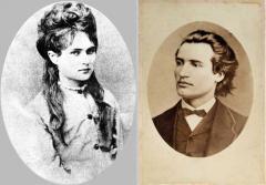 """125 de ani de la moartea Veronicăi Micle. """"Iubita mea Veronicuţă/ Eminul meu iubit...""""."""