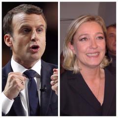 Alegeri prezidenţiale Franţa: Duel Macron-Le Pen în turul al doilea al alegerilor prezidenţiale