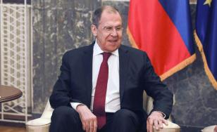 "Sergei Lavrov considers it inefficient or ""really stupid"" US approach to Russia"