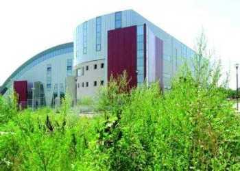 Centrul Expozițional Moldova Iași, ambițios proiect european, zace de opt ani în mucegai și bălți 17