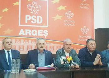 """Șerban Valeca, despre protestele din PSD Argeș: """"Vom avea discuții și cred că își vor retrage demisia"""" 10"""