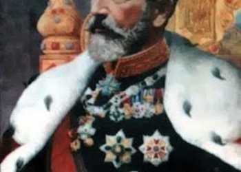 La 10 Octombrie 1914 a încetat din viaţă regele Carol I. Nepotul lui, Ferdinand, urcă pe tronul României 3