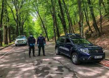 Peste 150 de jandarmi argeşeni vor fi în weekend în stradă pentru asigurarea liniştii publice 9