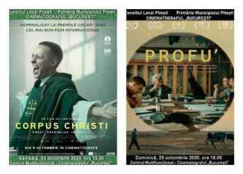 """""""Corpus Christi"""" și """"Profu'"""" – filmele acestui week-end la Cinematograful """"București"""" 10"""