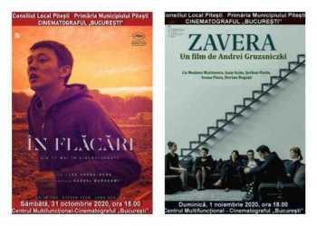 """""""Burning"""" și """"Zavera'"""" – filmele acestui week-end la Cinematograful """"București"""" 8"""
