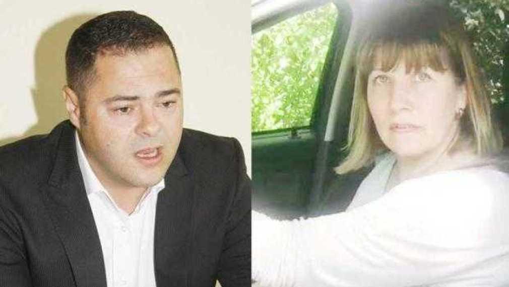 Directorul Armand Chiriloiu şi soţia sa au Covid 1