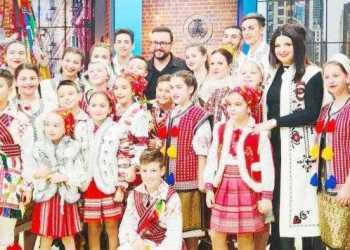 """Artiştii Casei de Cultură """"Adriana Trandafir"""" din Bascov, din nou la Pro TV 3"""