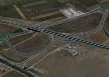 Întârzie lucrările pe tronsonul 5 al Autostrăzii Sibiu-Pitești. Ce spune prefectul de Argeș 2