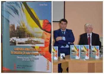 Managerul Muzeului Județean Argeș, Cornel Popescu, premiat la Gala Premiilor Academiei Oamenilor de Știință din România 2