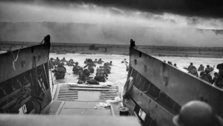 6 iunie, Ziua Debarcării în Normandia, începutul victoriei Aliate pe Frontul de Vest 1