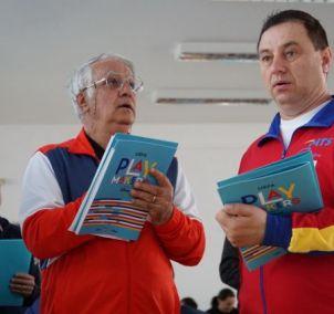 Marian Gîrleanu și Adrian Bundea