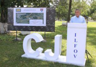 Constantin Călinoiu, director Investiții CJI