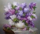 Romanta in lila - Anca Bulgaru