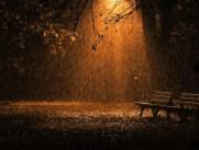 Ploaia si noi ...