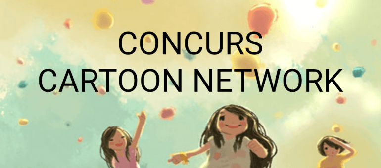 Concurs Cartoon Network