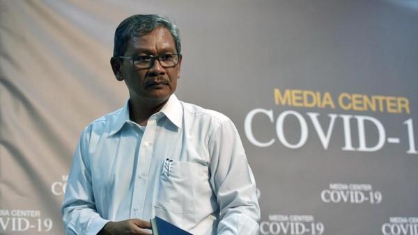 1 Pasien Positif Corona di Indonesia Meninggal Dunia