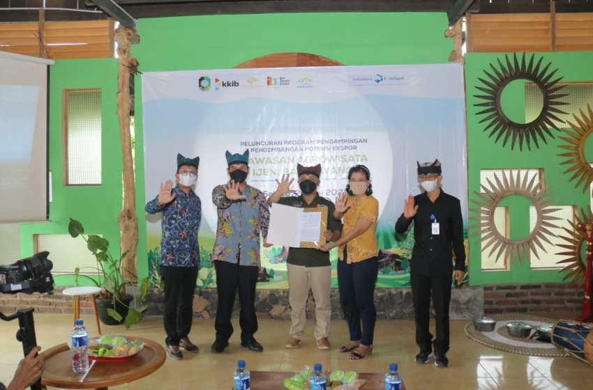 Kolaborasi LPEI dengan Pemkab Banyuwangi Majukan Agrobisnis Kawasan Ijen