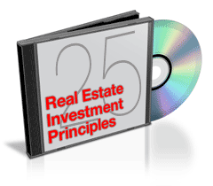 25 Real Estate Investment Principles CD
