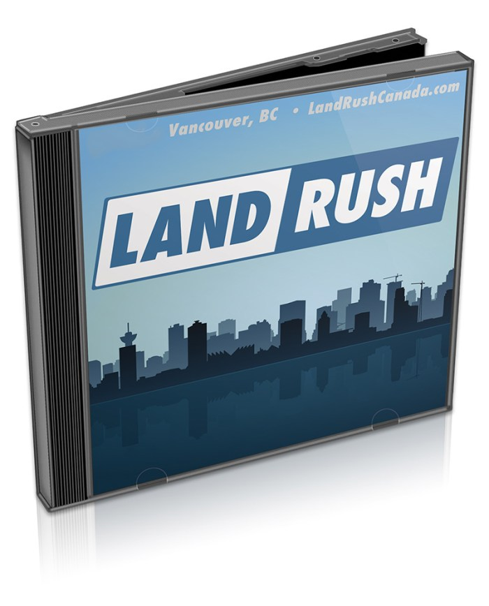 land rush audio