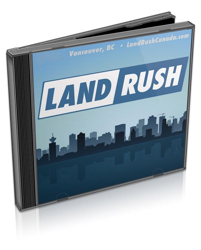 land rush audio