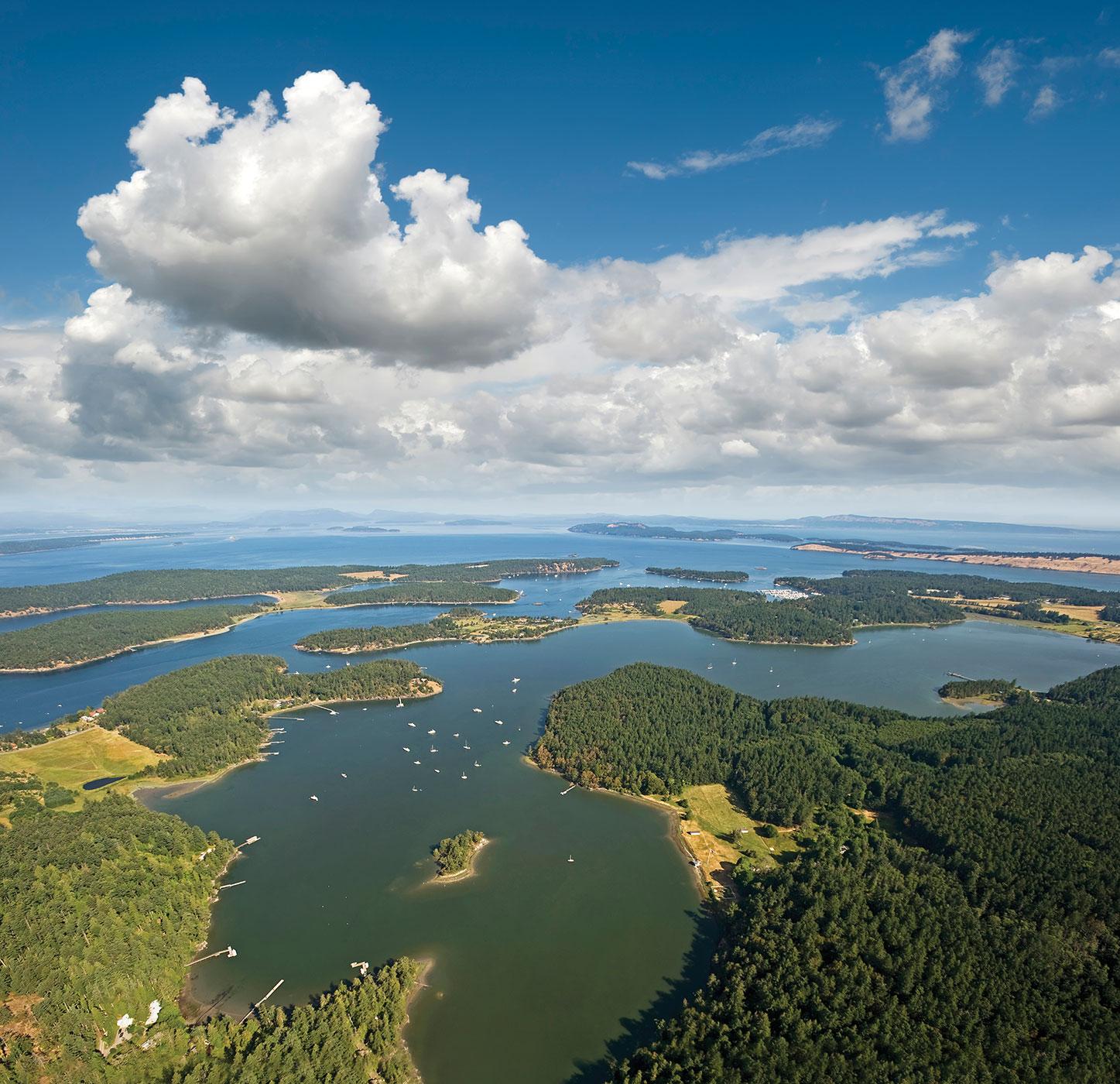 BC Islands