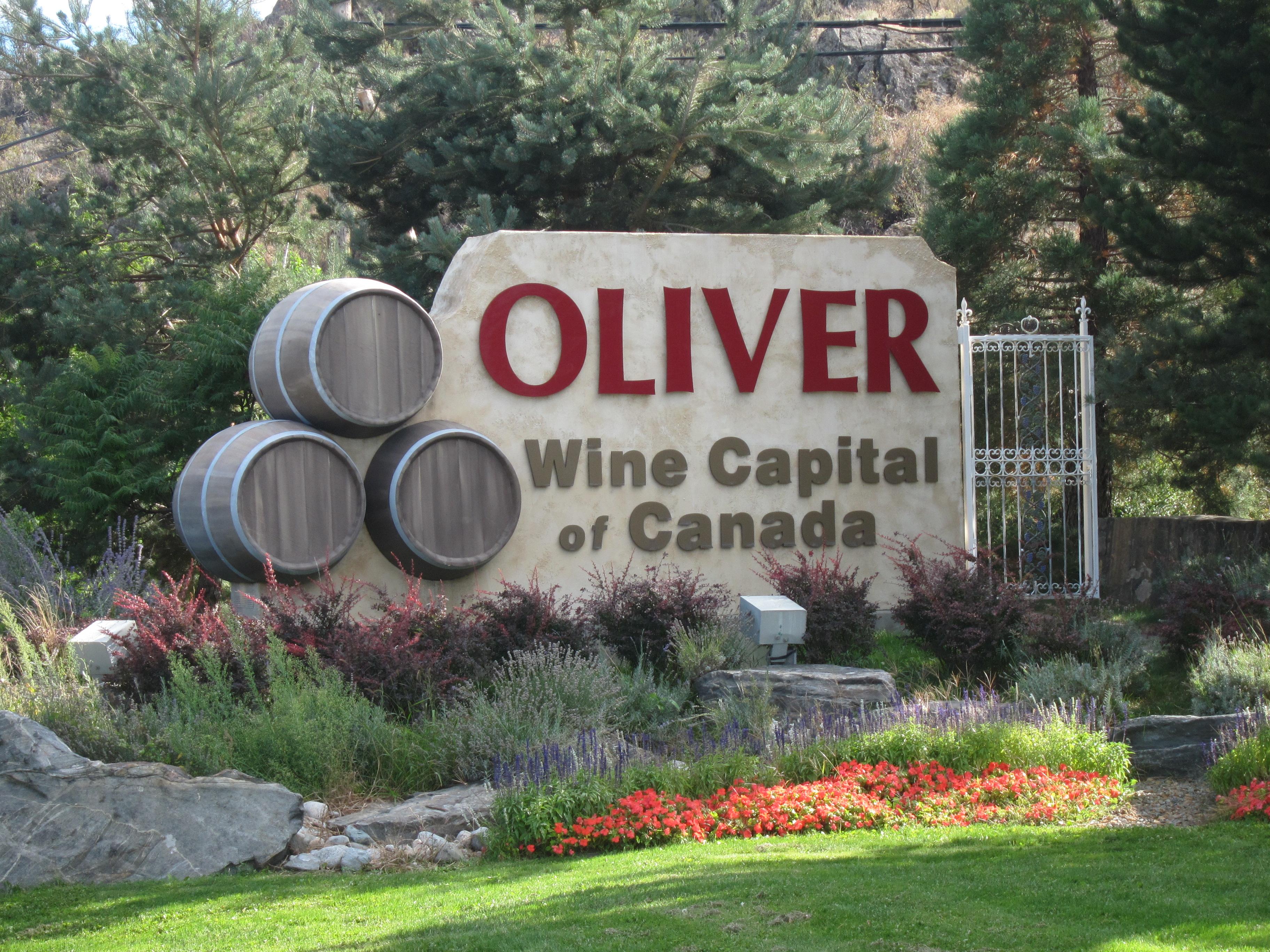 oliver bc
