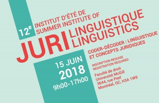 summer institute of jurilinguistics