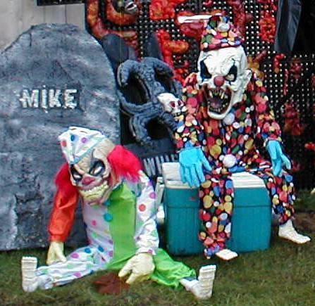 Halloween House Details Jusby The Clown – Safe Unique & Affordable