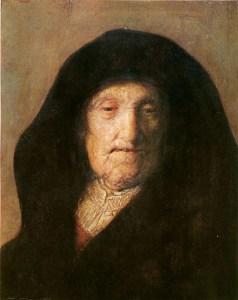 Portrait of Mother of Rembrandt