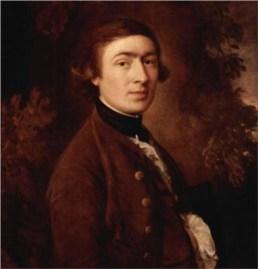 Self-Portrait by Thomas Gainsborough