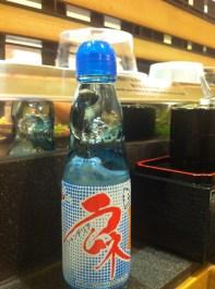 Marble Soda; Genki Sushi