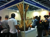 Some French baguette; Rest&Bar Expo