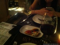 Appetizers; diVino Food & Wine, Bangkok
