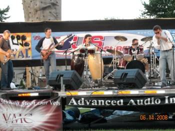 Unvarnished Music Festival and Windsurf Championships 2008
