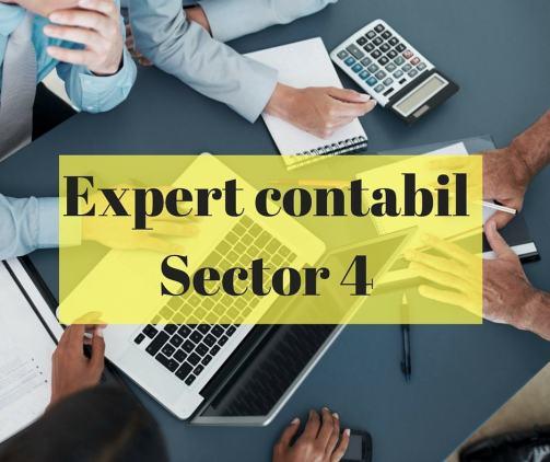 Expert contabil Sector 4