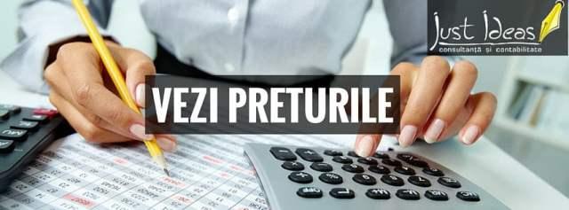 preturi contabilitate Bucuresti