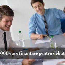 10.000 euro finantare pentru debutantii in afaceri