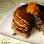 Honey Bee Buckwheat Cakes (Gluten-free & Soaked)
