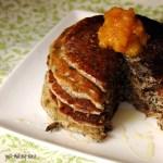 Honey Bee Buckwheat Cakes (Gluten-free & Soaked)