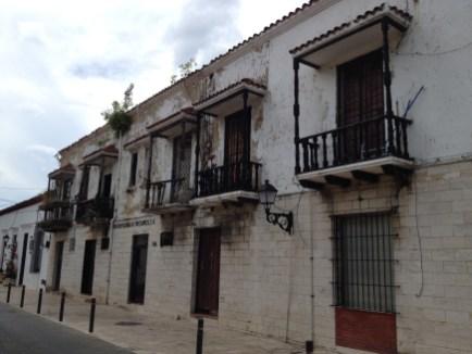 Koloniales Haus