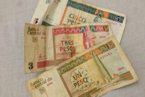 Kubanische Peso