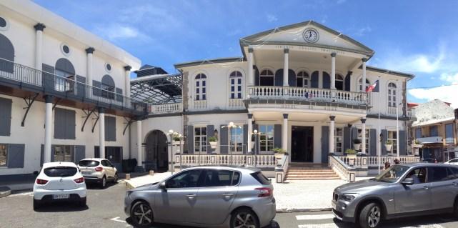 Stadtzentrum Basse-Terre