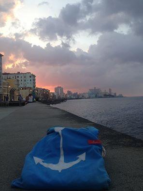 Ein schöner Ort - nicht nur für den Sonnenuntergang