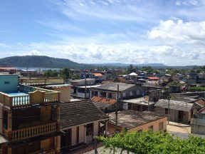 Baracoa ist zerstört